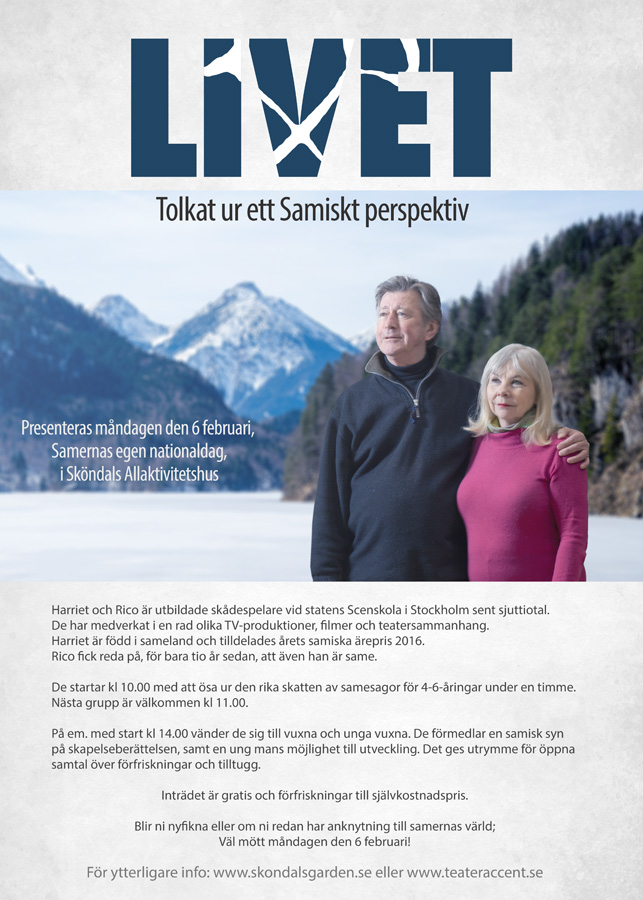 Livet: Tolkat ur ett samiskt perspektiv