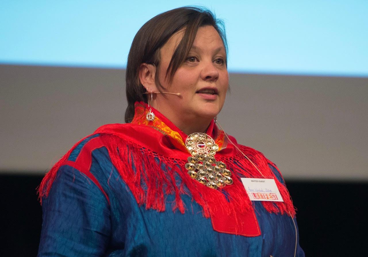 Samisk feelgood i fjäll och samtid - 22 september