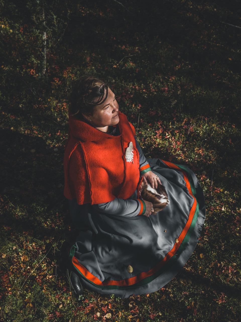 Sara Ajnnak utsedd till 2018 års stipendiat till minne av Kaija Anstensen