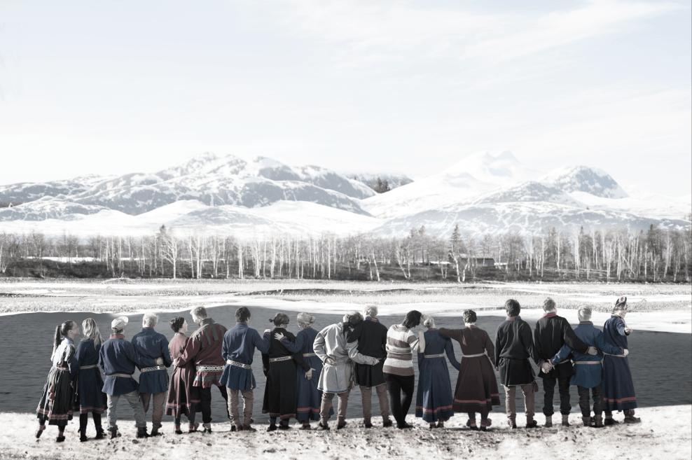 Queering Sápmi – utställning 6 – 27 maj i Huddinge