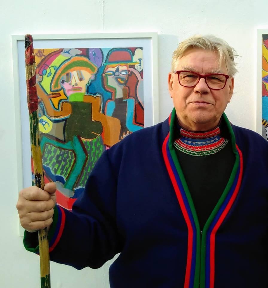 Speglingar, Pierre Åhrén