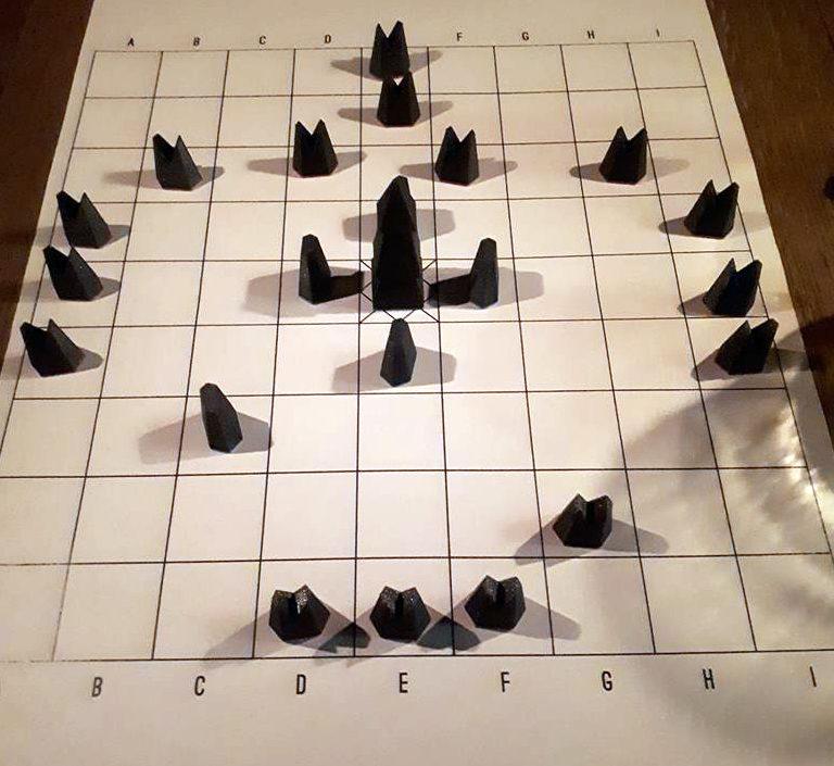 Spela samiska brädspel – 30 oktober
