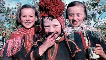 I fotografiets tid – resor i Sápmi - Upplandsmuseet