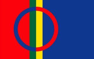 Samisk sagostund - Solna bibliotek