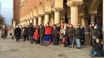 Nationaldagen firad i Ŝthlm – mitt i Sápmi II