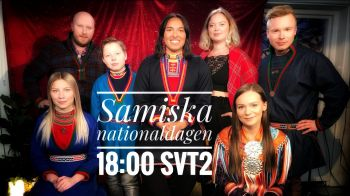 Missa inte vår talkshow på samiska nationaldagen - Sameradion & SVT Sápmi | Sveriges Radio