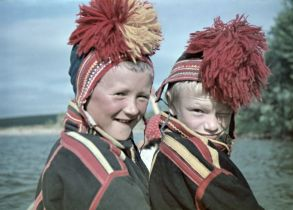 Öppen visning av I fotografiets tid – Resor i Sápmi - Upplandsmuseet