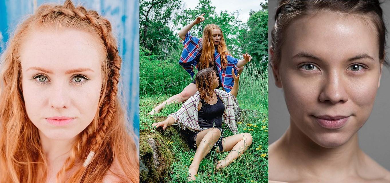 Samisk dans! – Liv Aira och Marika Renhuvud berättar – 15 november