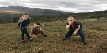 Mannem vuajnah - 7 november | Šthlm mitt i Sápmi