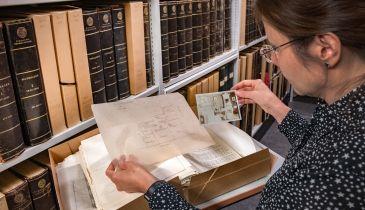 Digital forskaringång till Nordiska museets arkiv | Nordiska museet