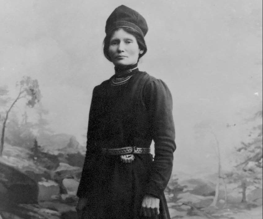 Elsa Laula Rehnberg – Stadsmuseet – 19 januari