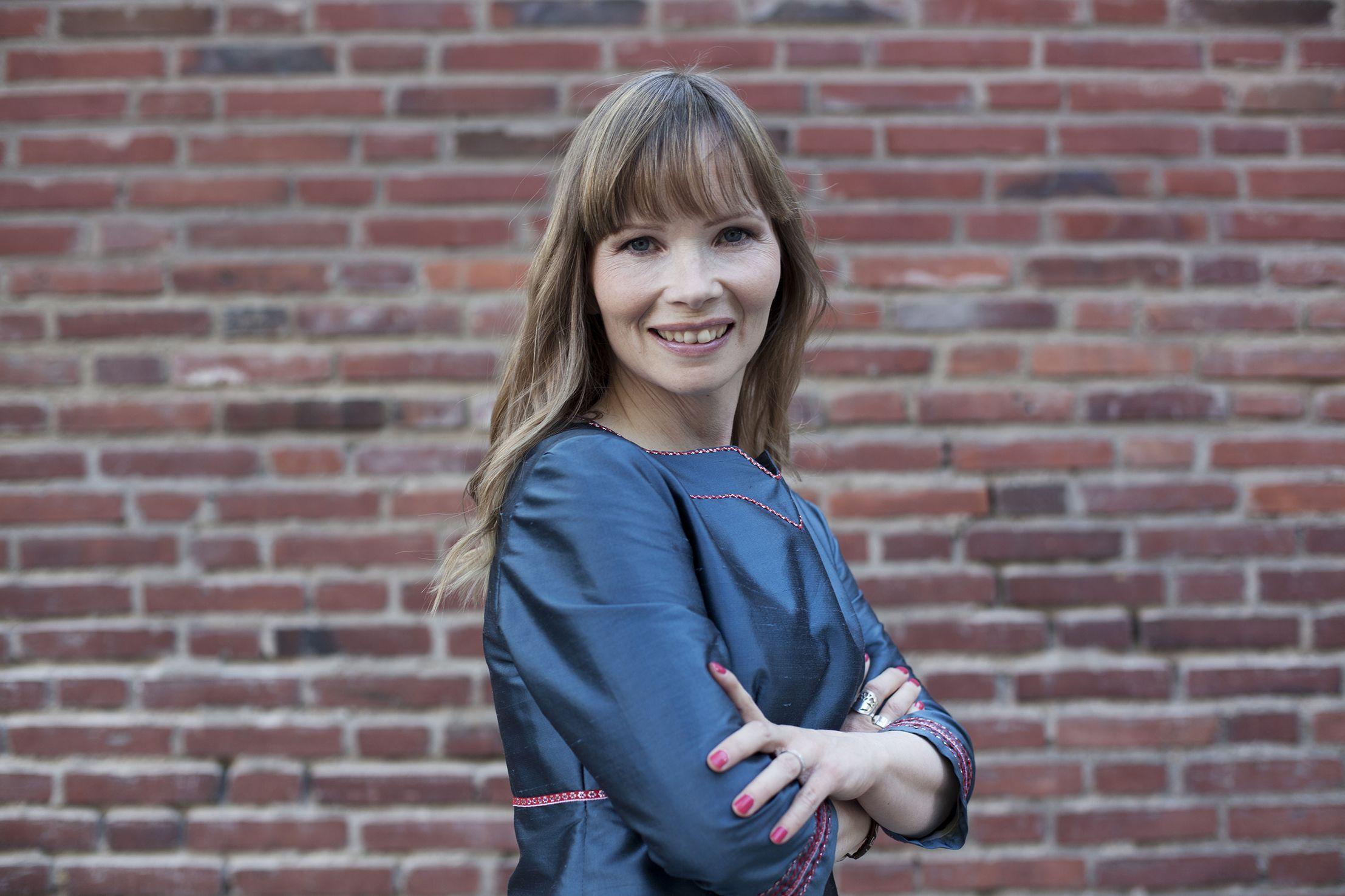 "Ann-Helén Laestadius om ""Stöld"" - 8 februari"