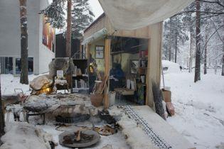 Kiruna Forever och Girjegumpi | Joar Nango | Arkdes  | The World Around Summit 2021