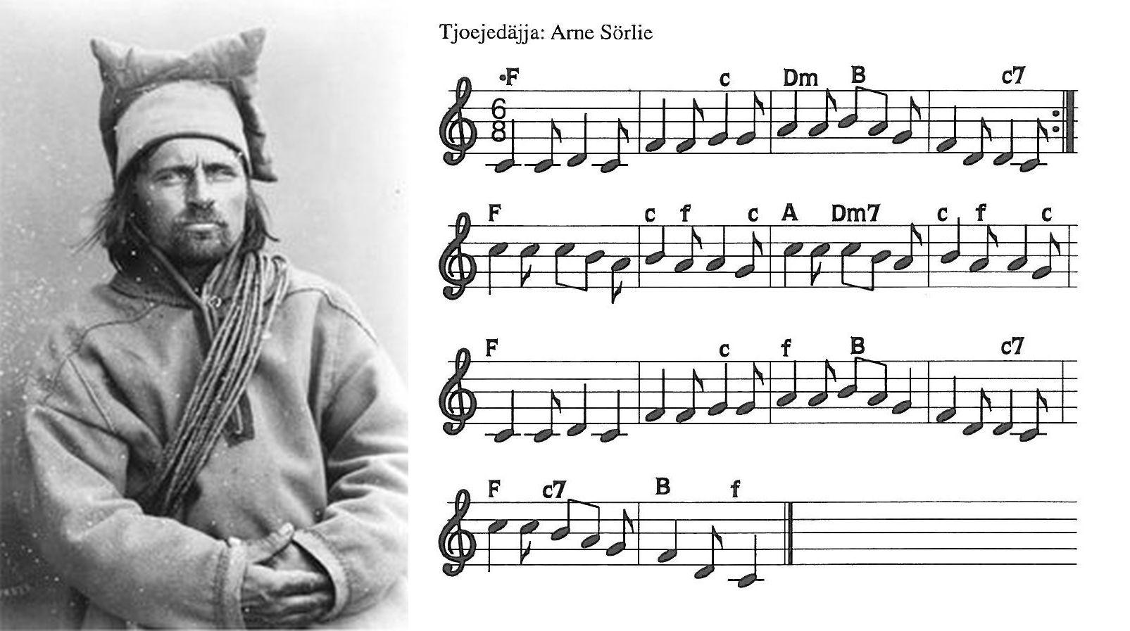 Samiska nationalsångens text