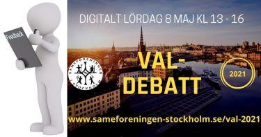 Hur informerade du dig om sametingsvalet? | Šthlm mitt i Sápmi