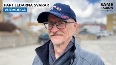 Politik Sápmi - Partiledarintervju med Jan Rannerud, Vuovdega/Skogssamerna 28 april kl 15.00 - Sameradiopodden | Sveriges Radio
