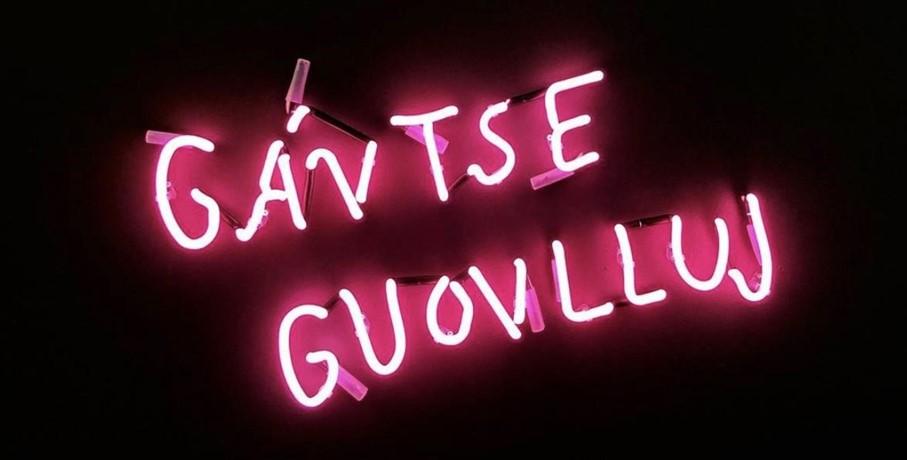 Gávtse guovlluj - Ung samisk slöjd - popuputställning hos Sven-Harrys