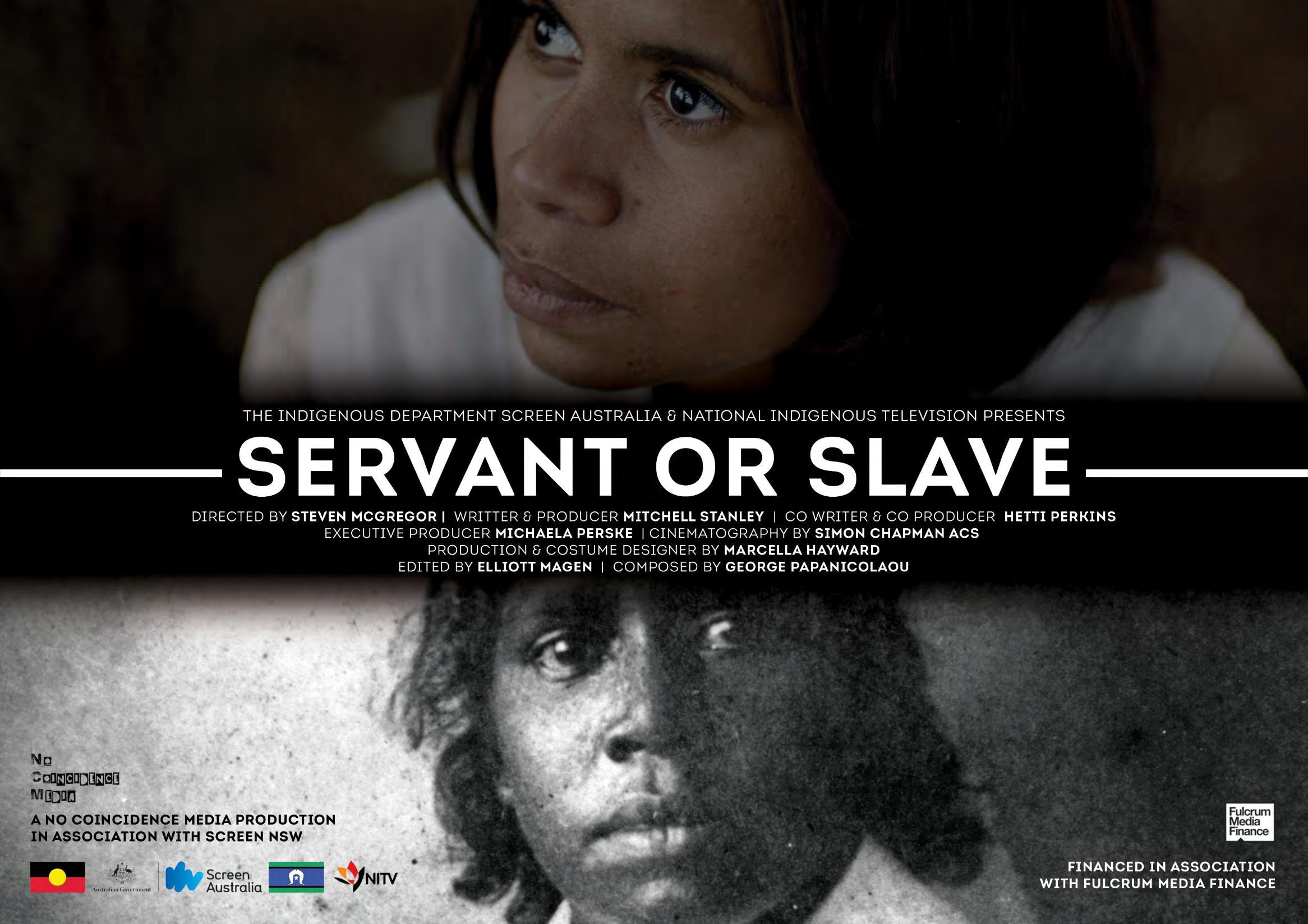 Servant or Slave - 18 oktober