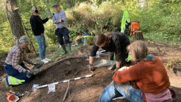 Sydligaste sameboplatsen grävs ut 17 september 2021 - Vetenskapsradion Historia | Sveriges Radio